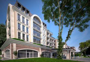 Архитектурно проектиране на пет звезден хотел в с. Огняново