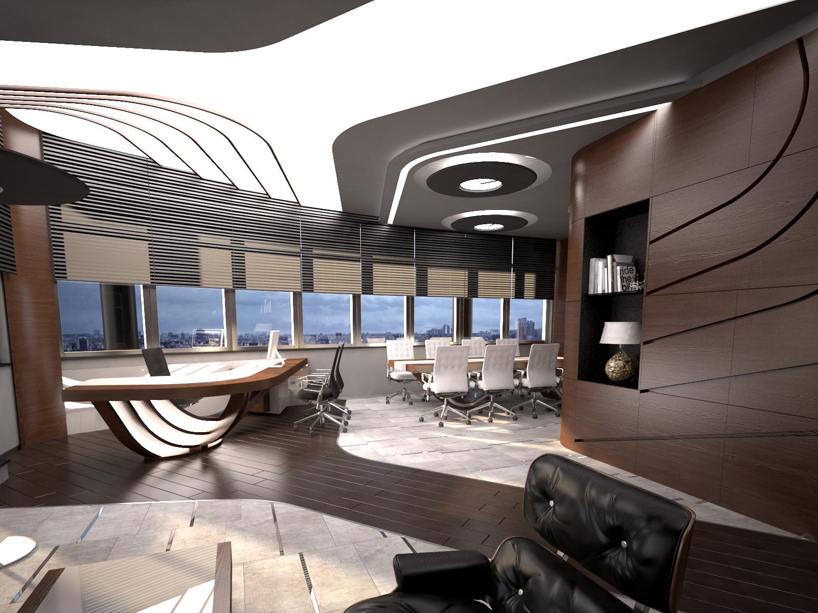 Архитектурно студио Арт Ню Вижън е проектант на интериор офис Easy Credit