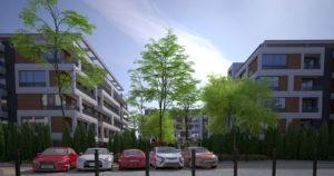 Архитектурно студио Арт Ню Вижън е проектант на жилищен комплекс в гр. София.