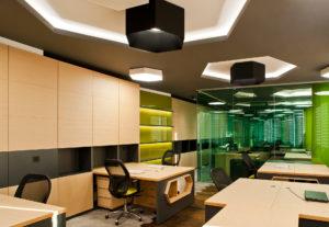 Архитектурно студио Арт Ню Вижън е проектант на интериорен дизайн за офис на Easy Credit