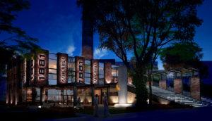 Архитектурно студио Арт Ню Живън проектира сграда за Каменица АД